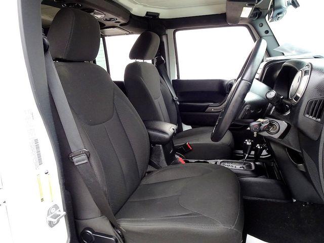 2016 Jeep Wrangler Unlimited Sport RHD Madison, NC 27