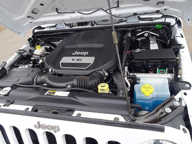 2016 Jeep Wrangler Unlimited Sport RHD Madison, NC 44