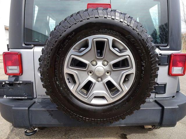 2016 Jeep Wrangler Unlimited Sport RHD Madison, NC 13