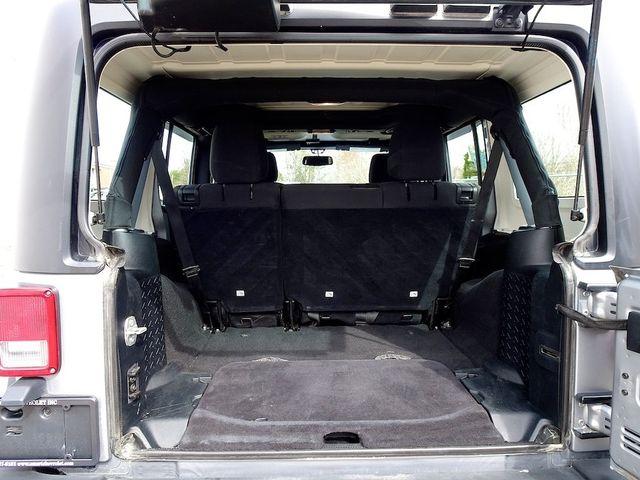 2016 Jeep Wrangler Unlimited Sport RHD Madison, NC 15