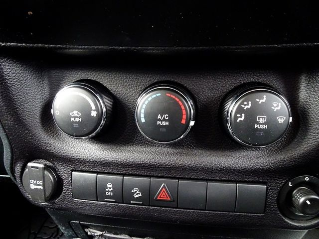 2016 Jeep Wrangler Unlimited Sport RHD Madison, NC 21