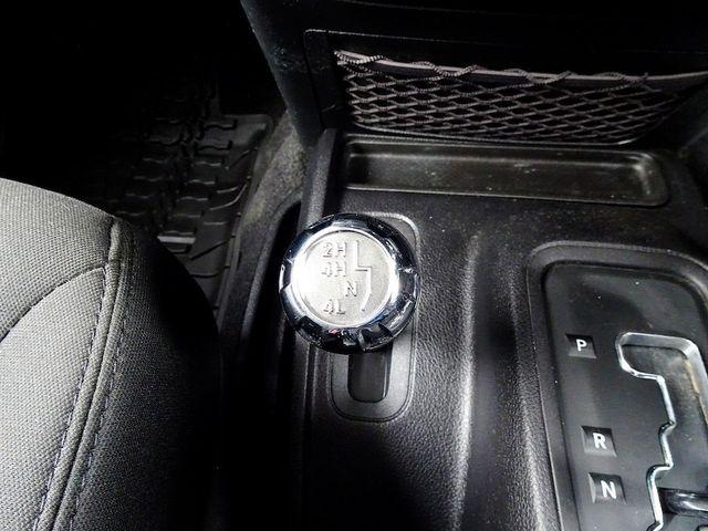 2016 Jeep Wrangler Unlimited Sport RHD Madison, NC 23