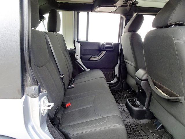 2016 Jeep Wrangler Unlimited Sport RHD Madison, NC 29