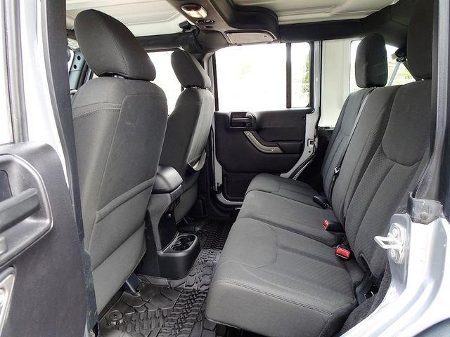 2016 Jeep Wrangler Unlimited Sport RHD Madison, NC 32