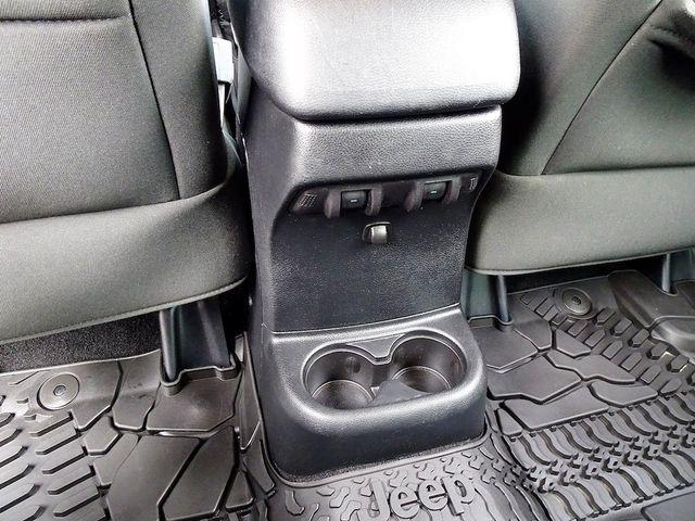 2016 Jeep Wrangler Unlimited Sport RHD Madison, NC 34