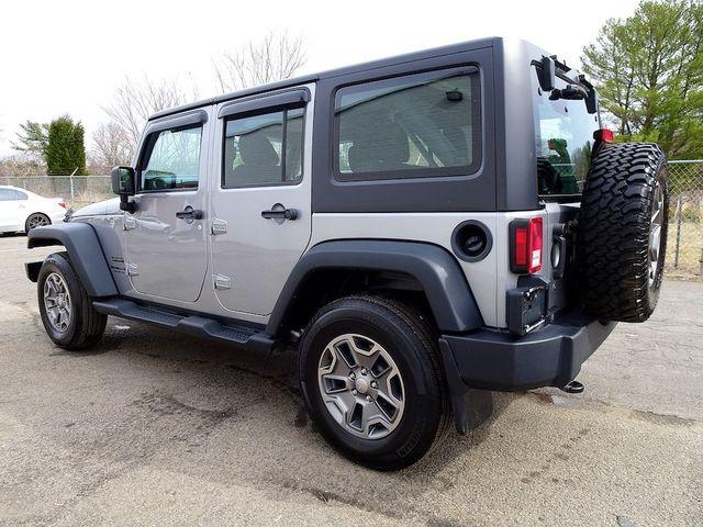 2016 Jeep Wrangler Unlimited Sport RHD Madison, NC 4