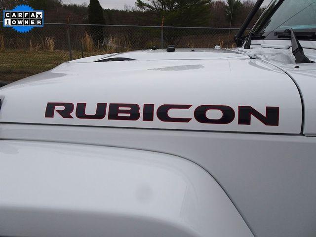 2016 Jeep Wrangler Unlimited Rubicon Hard Rock Madison, NC 13