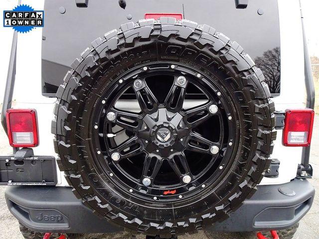 2016 Jeep Wrangler Unlimited Rubicon Hard Rock Madison, NC 18