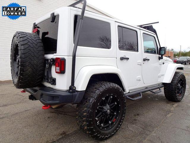 2016 Jeep Wrangler Unlimited Rubicon Hard Rock Madison, NC 2
