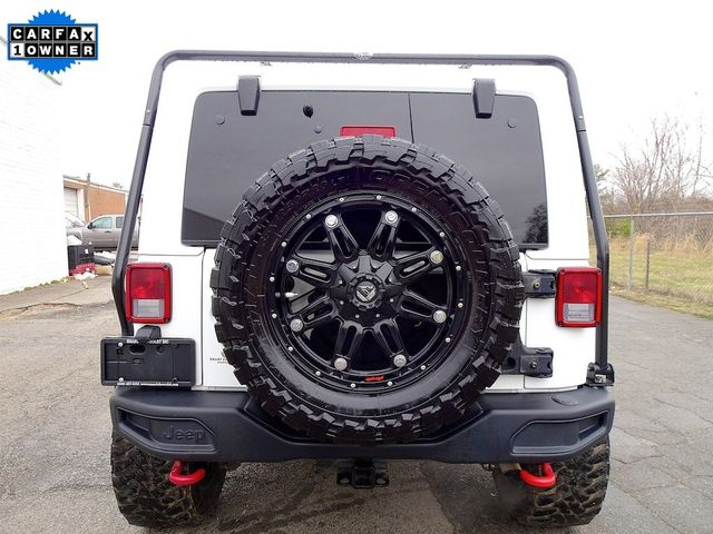 2016 Jeep Wrangler Unlimited Rubicon Hard Rock Madison, NC 3