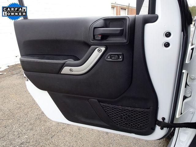 2016 Jeep Wrangler Unlimited Rubicon Hard Rock Madison, NC 33