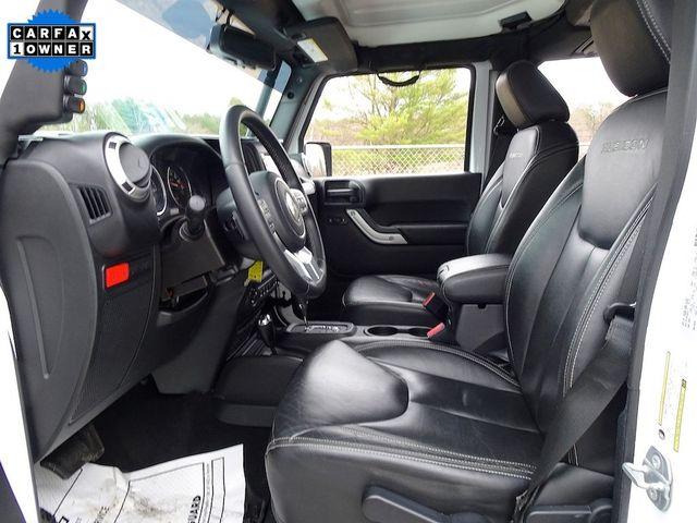 2016 Jeep Wrangler Unlimited Rubicon Hard Rock Madison, NC 34