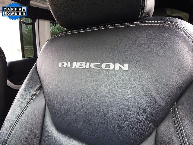 2016 Jeep Wrangler Unlimited Rubicon Hard Rock Madison, NC 36