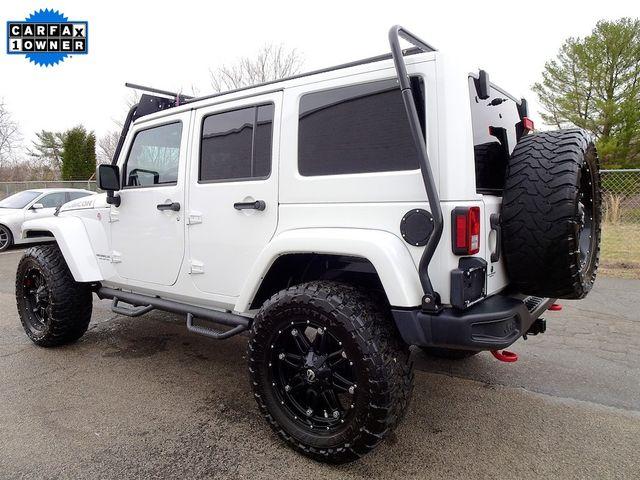 2016 Jeep Wrangler Unlimited Rubicon Hard Rock Madison, NC 4