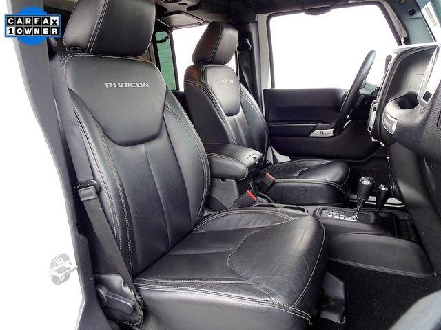 2016 Jeep Wrangler Unlimited Rubicon Hard Rock Madison, NC 49