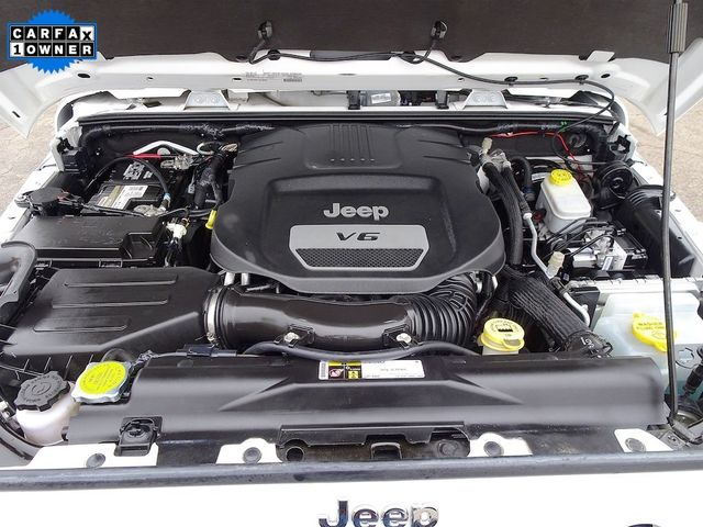 2016 Jeep Wrangler Unlimited Rubicon Hard Rock Madison, NC 52