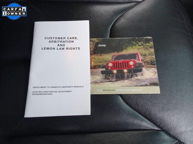 2016 Jeep Wrangler Unlimited Rubicon Hard Rock Madison, NC 56