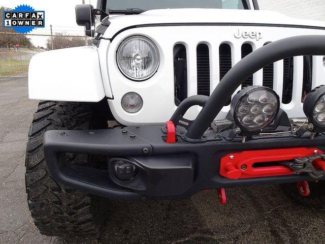 2016 Jeep Wrangler Unlimited Rubicon Hard Rock Madison, NC 8