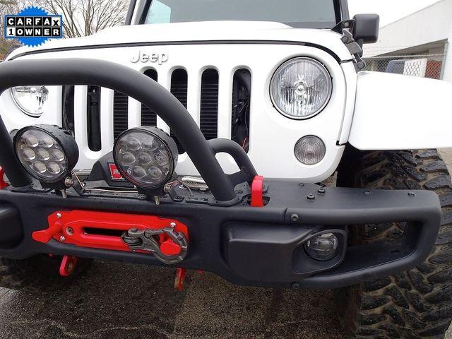 2016 Jeep Wrangler Unlimited Rubicon Hard Rock Madison, NC 9