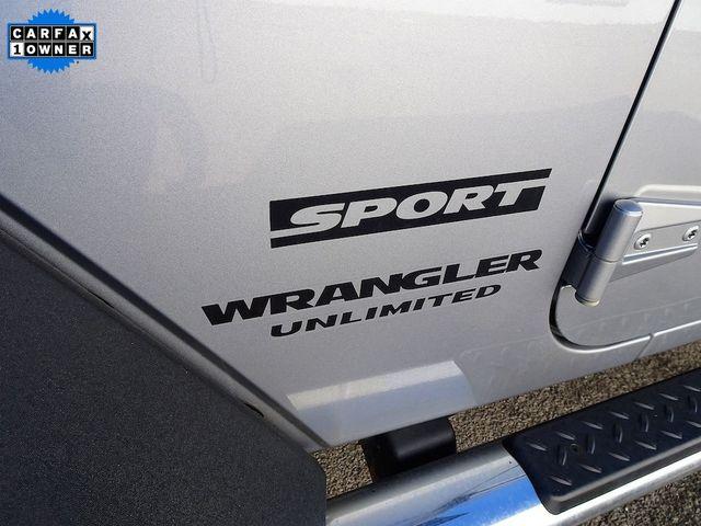 2016 Jeep Wrangler Unlimited Sport RHD Madison, NC 11