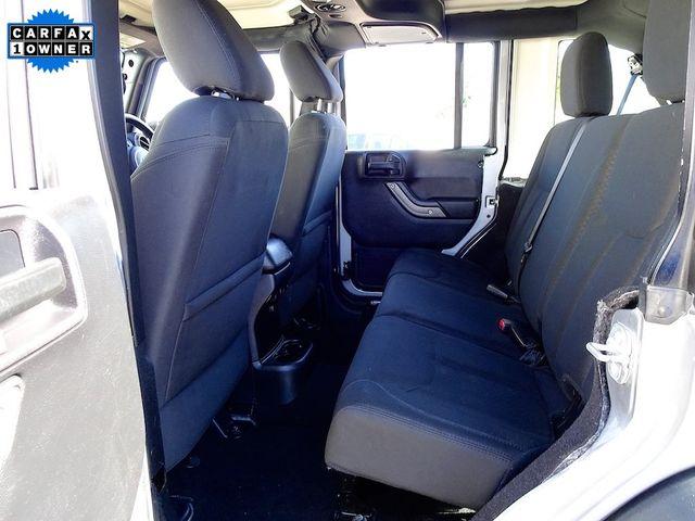 2016 Jeep Wrangler Unlimited Sport RHD Madison, NC 31