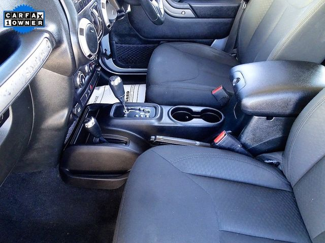 2016 Jeep Wrangler Unlimited Sport RHD Madison, NC 40