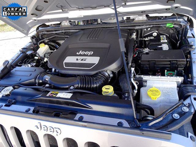 2016 Jeep Wrangler Unlimited Sport RHD Madison, NC 43