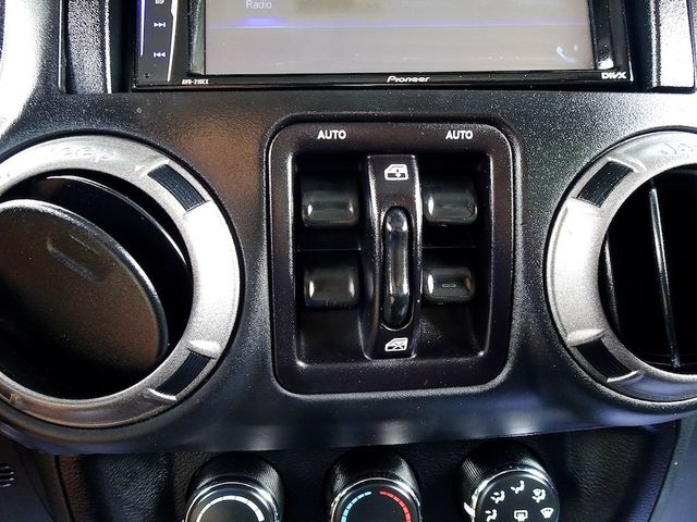 2016 Jeep Wrangler Unlimited Sport Madison, NC 25