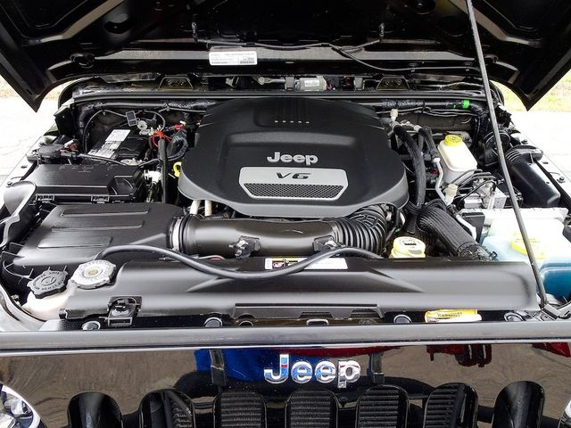 2016 Jeep Wrangler Unlimited Sport Madison, NC 45