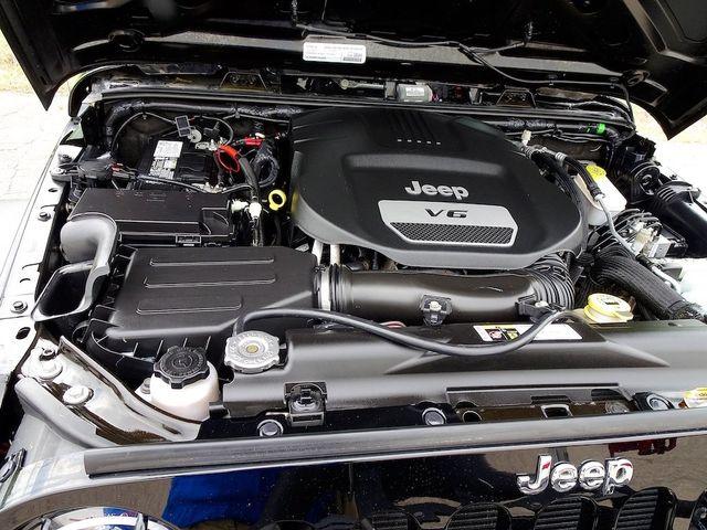 2016 Jeep Wrangler Unlimited Sport Madison, NC 46