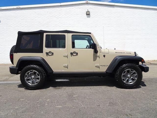 2016 Jeep Wrangler Unlimited Rubicon Madison, NC 1