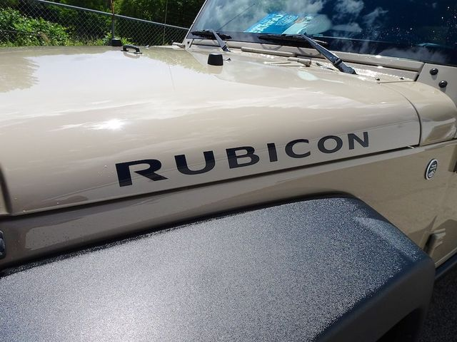 2016 Jeep Wrangler Unlimited Rubicon Madison, NC 10