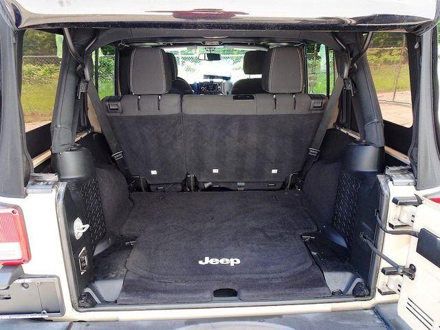 2016 Jeep Wrangler Unlimited Rubicon Madison, NC 16