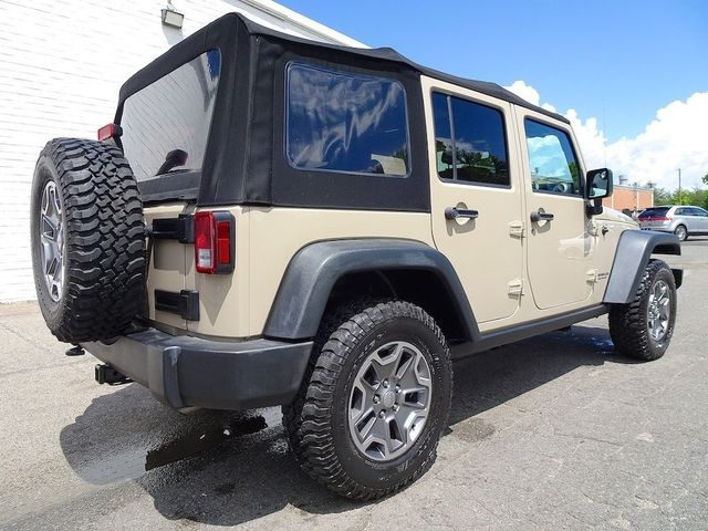 2016 Jeep Wrangler Unlimited Rubicon Madison, NC 2
