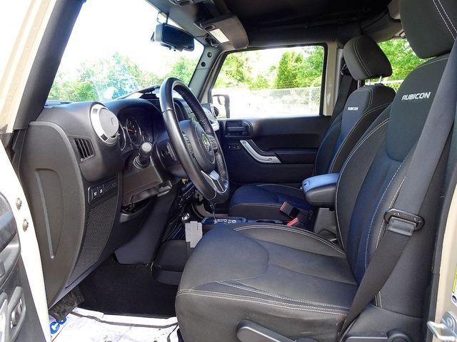 2016 Jeep Wrangler Unlimited Rubicon Madison, NC 28