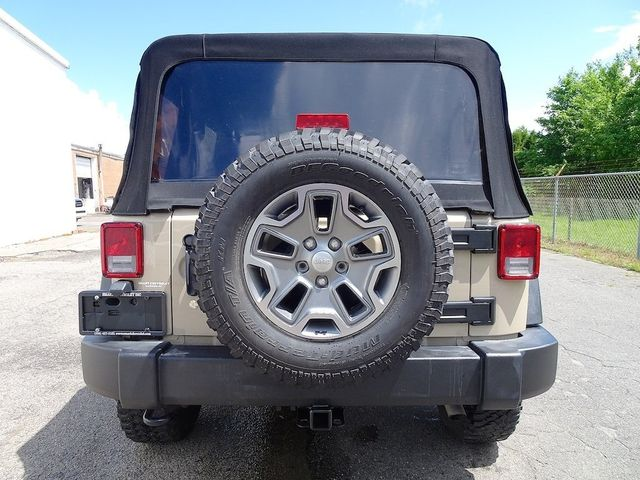 2016 Jeep Wrangler Unlimited Rubicon Madison, NC 3