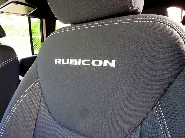 2016 Jeep Wrangler Unlimited Rubicon Madison, NC 30