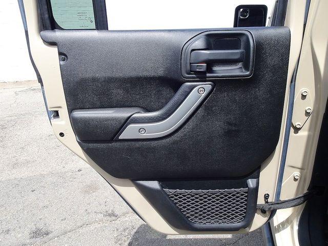 2016 Jeep Wrangler Unlimited Rubicon Madison, NC 31