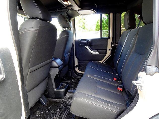 2016 Jeep Wrangler Unlimited Rubicon Madison, NC 32