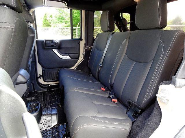 2016 Jeep Wrangler Unlimited Rubicon Madison, NC 33