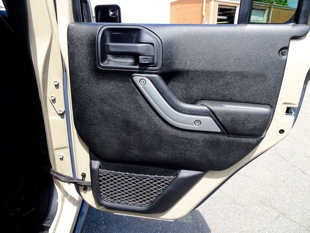 2016 Jeep Wrangler Unlimited Rubicon Madison, NC 34