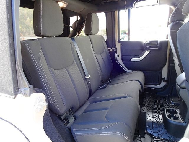 2016 Jeep Wrangler Unlimited Rubicon Madison, NC 36