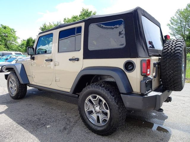 2016 Jeep Wrangler Unlimited Rubicon Madison, NC 4