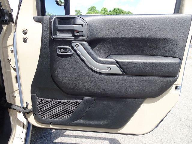 2016 Jeep Wrangler Unlimited Rubicon Madison, NC 41