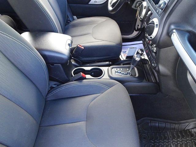2016 Jeep Wrangler Unlimited Rubicon Madison, NC 44