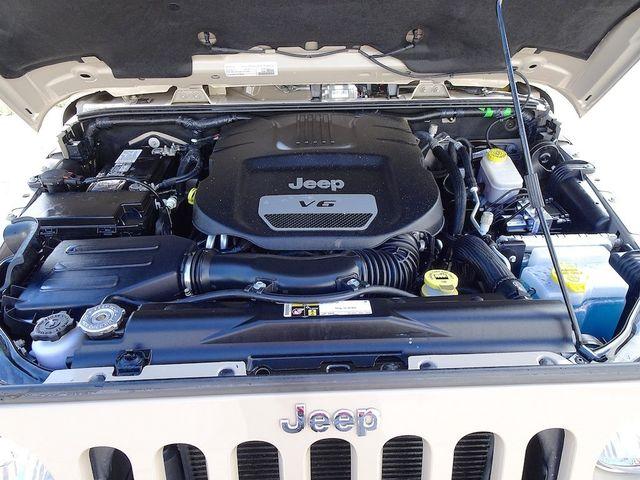 2016 Jeep Wrangler Unlimited Rubicon Madison, NC 46