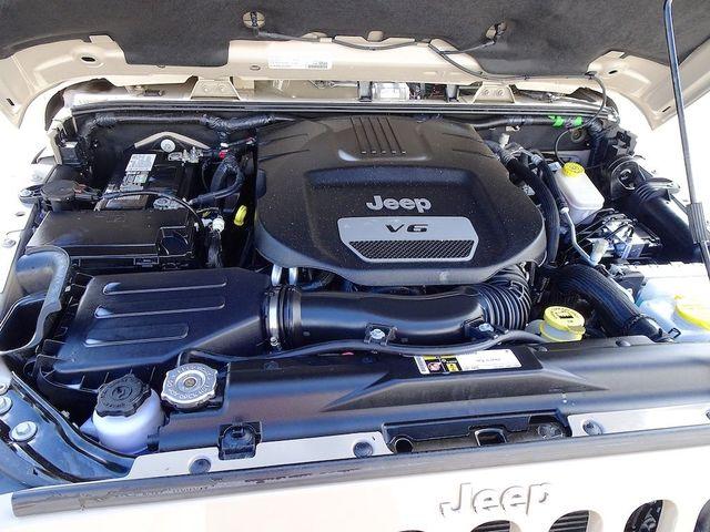 2016 Jeep Wrangler Unlimited Rubicon Madison, NC 47
