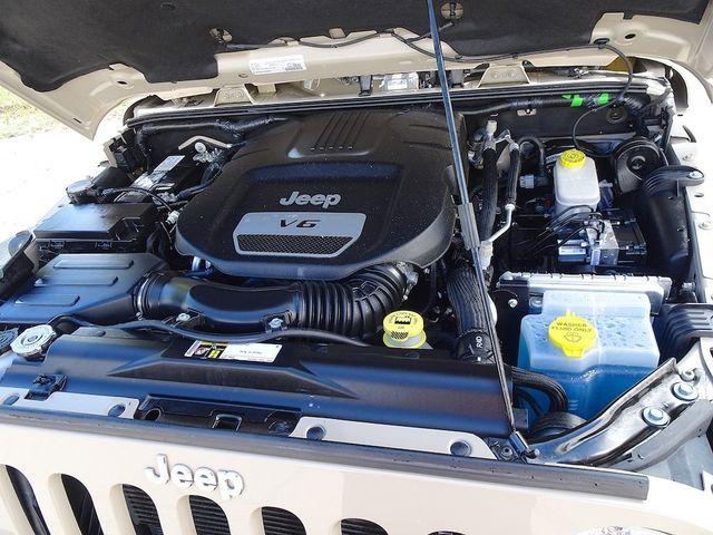 2016 Jeep Wrangler Unlimited Rubicon Madison, NC 48
