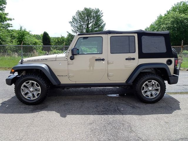 2016 Jeep Wrangler Unlimited Rubicon Madison, NC 5