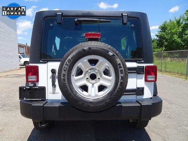 2016 Jeep Wrangler Unlimited Sport RHD Madison, NC 3